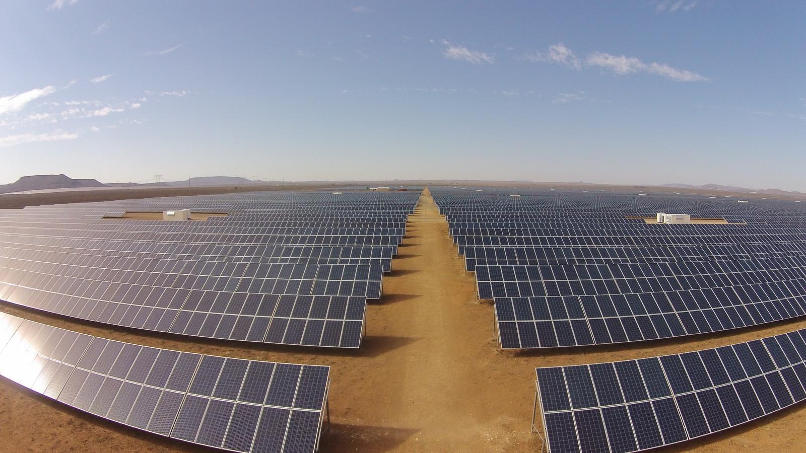 Phelan Energy Developing 15 Mw Solar Plant In Afghanistan